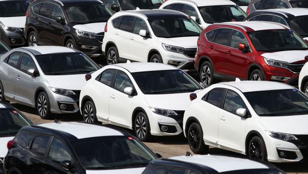 Some 2.15 million cars have been registered in 2016 so far, up 2.6% on the same period last year