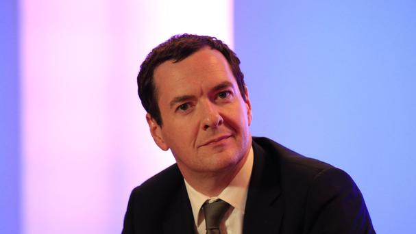 George Osborne dubs the current state of politics the 'Age of Unreason'