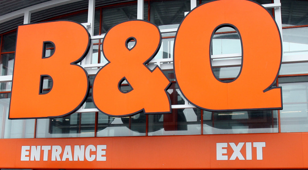 A former B&Q outlet in Craigavon closed in April is set to be transformed into a new retail hub with four shops (stock picture)