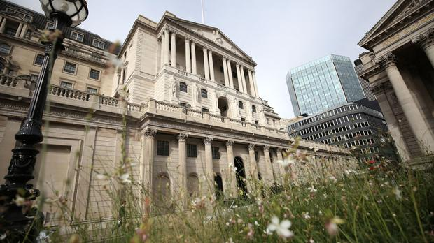The Bank of England has bought £507 million of company bonds