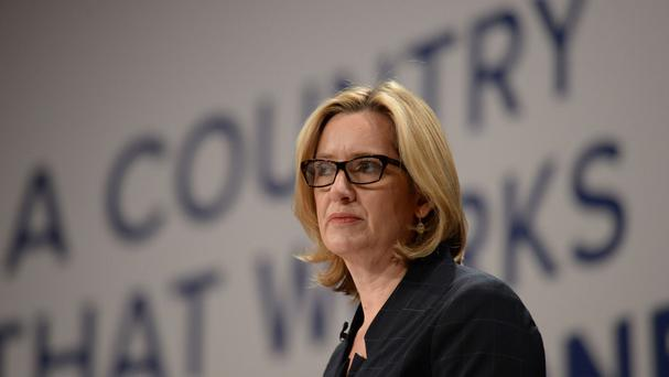 Home Secretary Amber Rudd was attacked by businesses over the lists of foreign workers policy