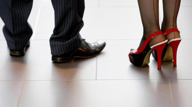 A study of more than 2,600 regulated financial services firms showed 7% had female chief executives