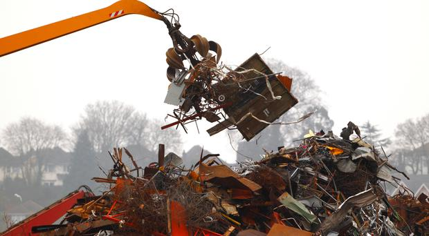 Liberty Steel has plans for scrap metal recycling plants across the UK