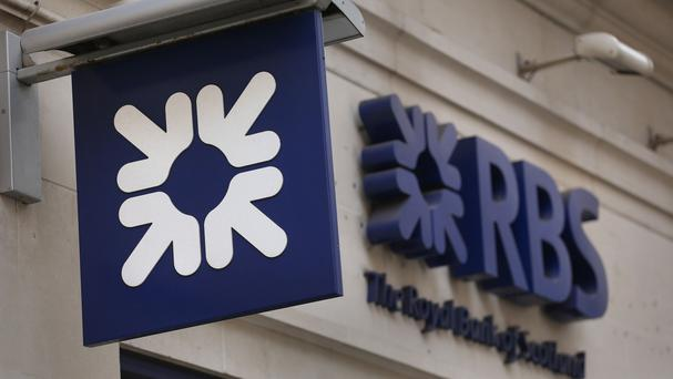 Ulster Bank owner RBS secretly tried to profit from struggling businesses, according to leaked documents.