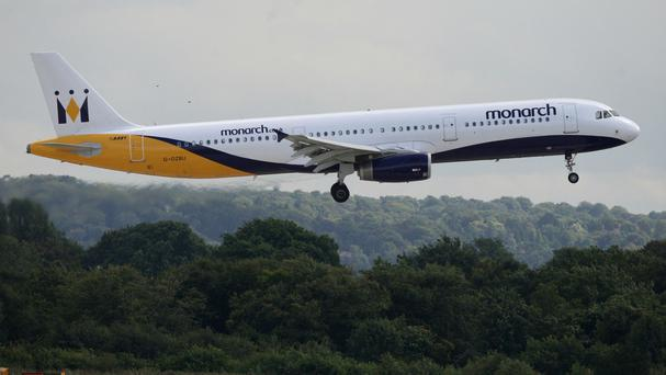 Monarch's operating licence is due to expire