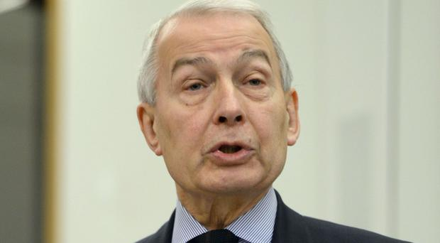 Frank Field, chairman of the Work and Pensions Committee, says the body received important evidence from the PPF