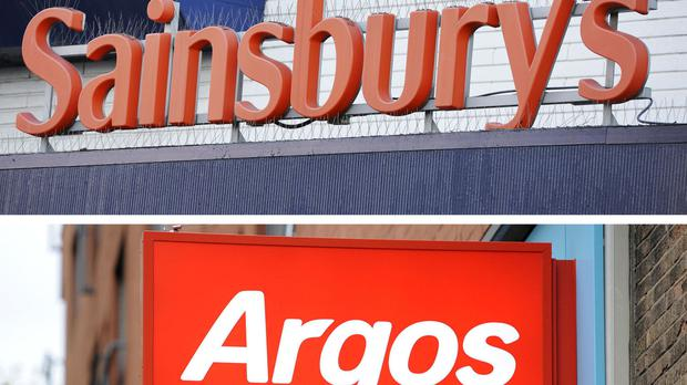 The roll-out of Argos stores in Sainsbury's supermarkets is part of integration plans between the retailers