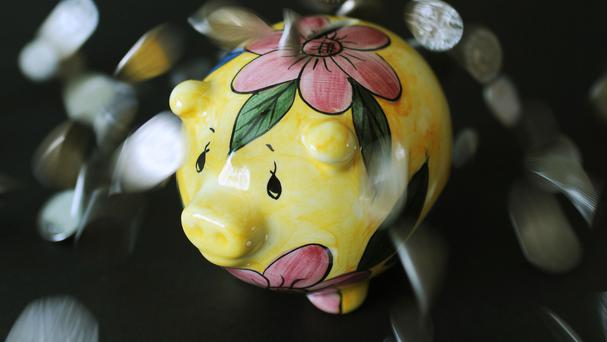 Some young savers are not much better off than if they had left their cash in a piggy bank