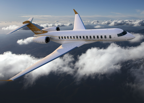 The Global 7000 has been delayed for two years
