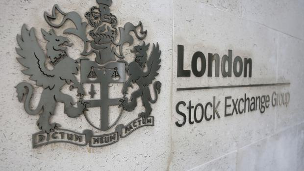 The FTSE 100 Index closed down 46.9 points to 7024