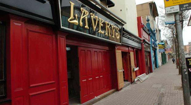Developers want to turn vacant and occupied buildings near Lavery's pub into accommodation for students