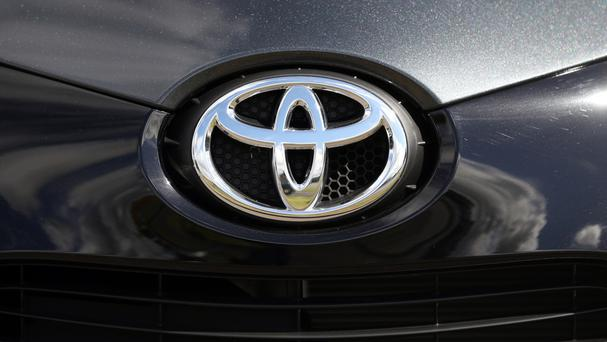 Toyota said it was not aware of any reports of accidents linked to the defect
