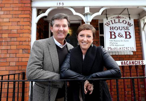 Daniel and Majella's B&B Road Trip was one of UTV Ireland's most successful programmes, but RTE snapped it up