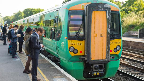 Southern Railway's services have been disrupted for months because of industrial action and staff shortages
