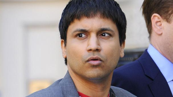 Navinder Singh Sarao is wanted in America over allegations that he helped cause the 2010 Wall Street 'Flash Crash' from his parents' home in west London
