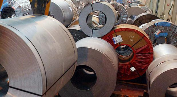 A steel plant in Kent is to reopen