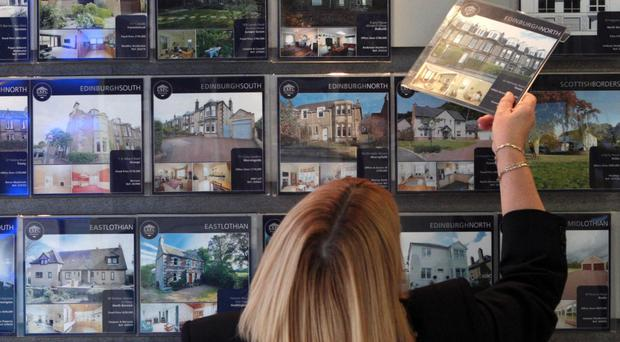 The average asking price across England and Wales is now just £1,349 below a record high reached in June