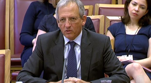 Sir Jon Cunliffe, the Bank of England's Deputy Governor for Financial Stability