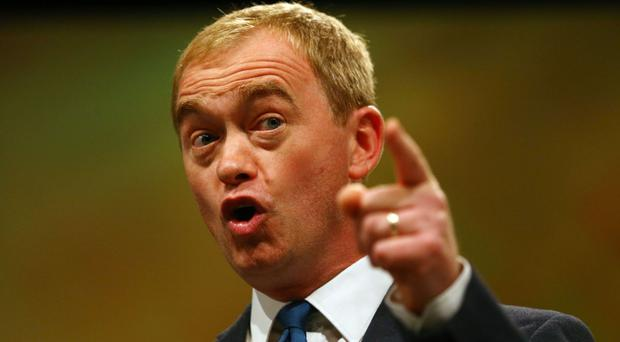 Liberal Democrat leader Tim Farron said a bit of constructive panic would be quite sensible