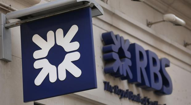 Royal Bank of Scotland was one of the biggest risers of the day
