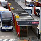 Stagecoach said the technology will be available on all of the company's 7,200 local buses in Britain.