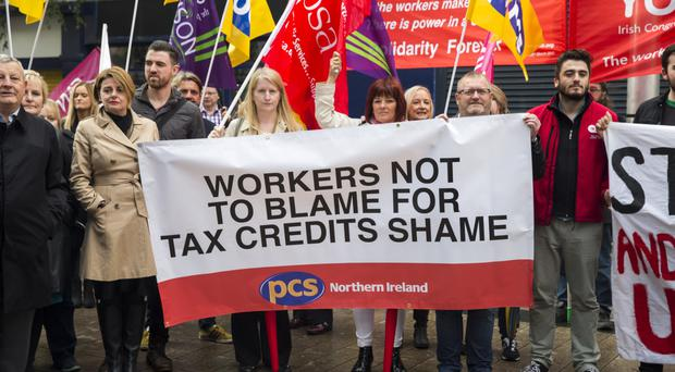 Concentrix workers protest over feared job losses