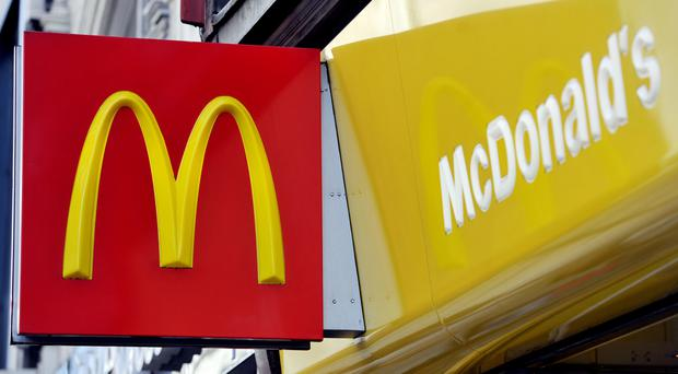 The world's biggest burger chain saw global sales notch up 3.5% in the three months to the end of September