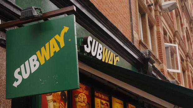 According to the review, Subway has failed to commit to or meet three out of the four targets for promoting healthy food