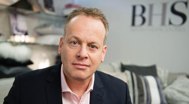 David Anderson, managing director of BHS International, said the retailer's overseas business has enjoyed