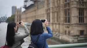 Foreign travellers spend an average of £560 on heritage visits, a study found, while the figure for UK-based overnight visitors is £210