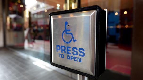 Proposed cuts in funding mean that 45,000 fewer disabled people will have help finding a job, according to a study