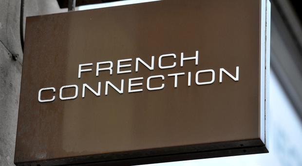 French Connection is reportedly being eyed for a takeover