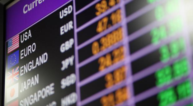 Currency rates have been affected by the decision for the UK to leave the European Union