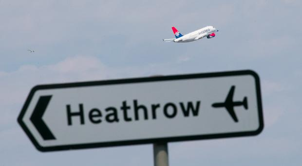 The Government's reported backing for Heathrow has been welcomed by business groups and trade unions