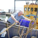 Portavogie fishing boat captain Paul Coffey said EU 'meddling' had been making life difficult for fishermen