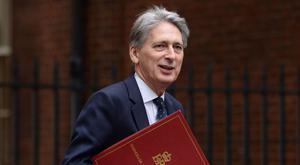 Chancellor Philip Hammond will give his first autumn statement next month