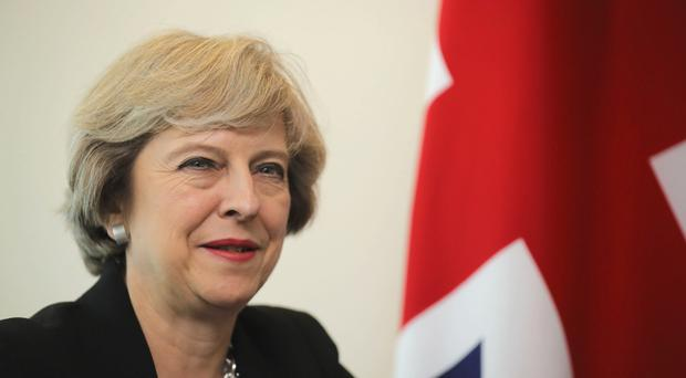 Theresa May told bankers before the EU referendum that the economic arguments were clear