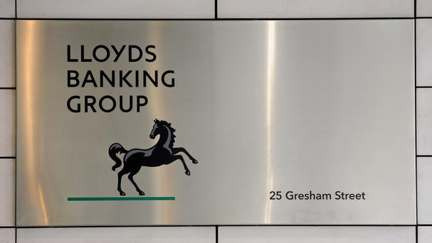 Shares in Lloyds were down more than 3% with the fresh round of PPI funds bringing its total compensation bill to £17 billion