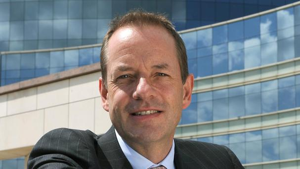 GlaxoSmithKline chief executive Sir Andrew Witty was confident over the company's outlook
