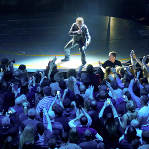 U2 are among the acts which have played the SSE Arena in Belfast