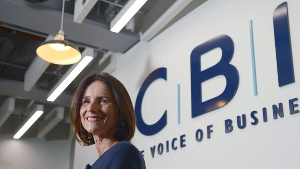 Director general Carolyn Fairbairn said that the Chancellor should capitalise on the UK's core strengths