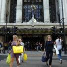 Selfridges said that operating profit dropped 1.9% to £152 million in the 12 months to January 31