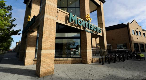 Morrisons' results will be scanned for signs that the weakening pound is starting to impact the grocer's costs
