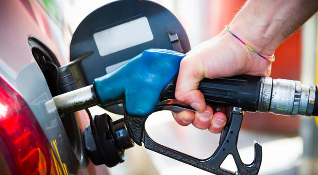 A rise in fuel prices has helped drive the latest inflation increase