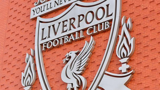 New Balance has a kit deal with Liverpool Football Club