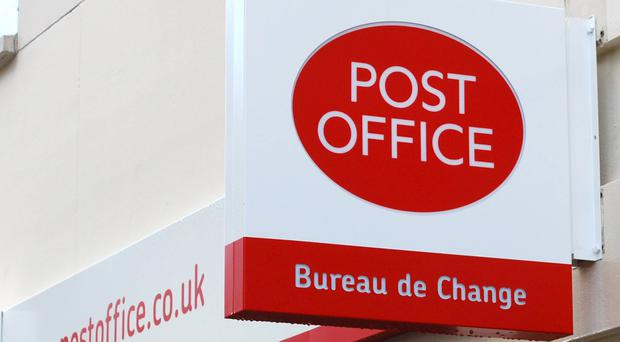 The Post Office said most of its network of thousands of branches will not be affected by the industrial action