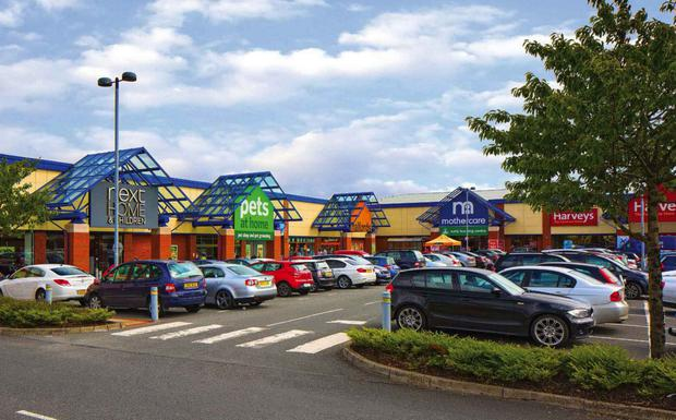 Damolly Retail Park was one of the biggest sales deals of the year