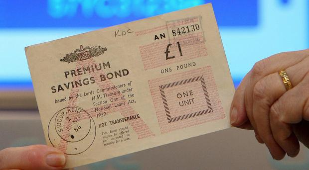 Premium bonds are celebrating 60 years with their 21 million customers