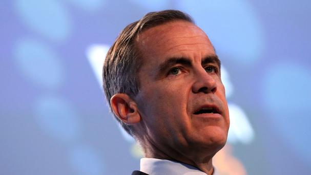 Bank of England governor Mark Carney backed staying in the EU