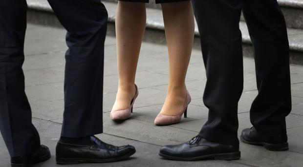 Around one in 20 workers in Scotland comes from other EU countries and 20,000 of them are employed in the financial sector, MSPs were told